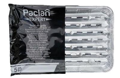 ЛОТКИ Алюминиевый гриля 5 штук Paclan EXPERT