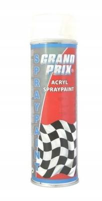 MOTIP Grand Prix lakier akrylowy 500 biały połysk