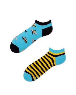 Skarpetki stopki w pszczoły Many Mornings 35-38