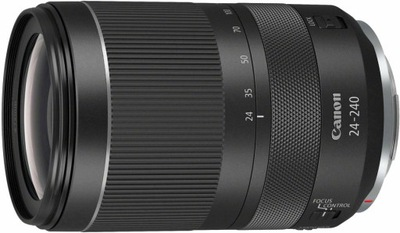 CANON RF 24-240 mm f/4-6.3 IS USM - NOWY
