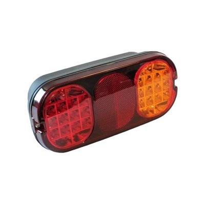 LAMPA TYLNA LED JCB 3CX 4CX L/P 700/50018