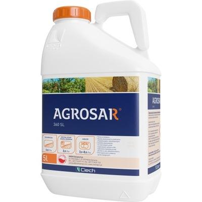 Agrosar 360sl 5л мощный на сорняки STRONG MAX