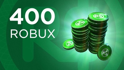 ROBUX 400 | Roblox Gra