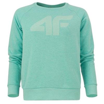 Bluza Damska 4F Wkładana Bawełniana Sportowa XL