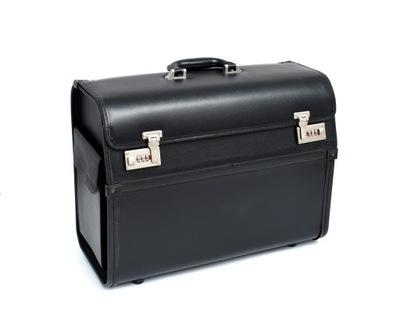 Neseser walizka kuferek duży lekarski