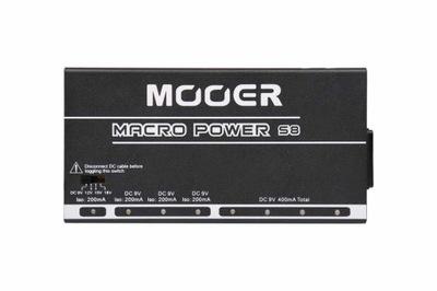 Mooer Macro Power Isolated PSU zasilacz do efektów