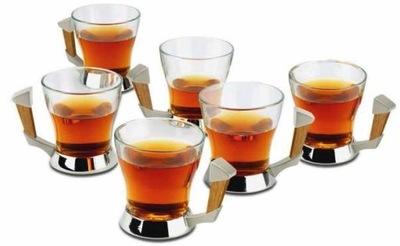Regent Компл. 6 стаканов 200 мл GIORGIO