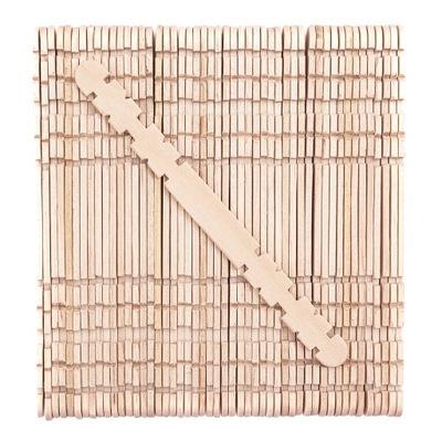 палочки творческие конструкции натуральные 50 штук .