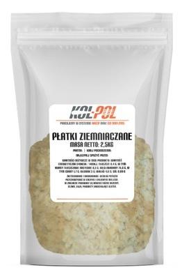 [KP] PŁATKI ZIEMNIACZANE 2,5kg Puree ziemniak