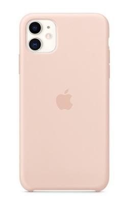 Case Etui do Apple iPhone 11 Pudrowy Róż