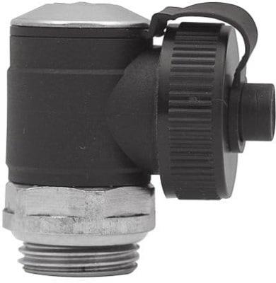 KAN-THERM G1 / 2 PUSH vypúšťací odvzdušňovací ventil