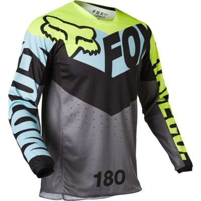 Bluza offroad cross FOX 180 TRICE TEAL 2022