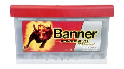 BANNER POWER BULL PRO 84AH 760A, фото