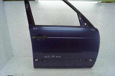 DRZWI PRAWY PRZÓD RANGE ROVER L322 LRC849 ORG LAK