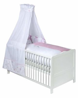 Július Zollner posteľná bielizeň baldachýn