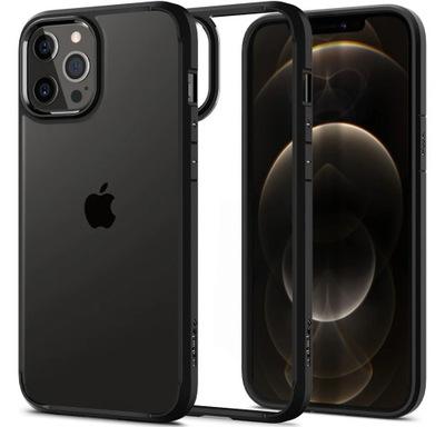 Etui do iPhone 12 /Pro, Spigen Ultra Hybrid, cover