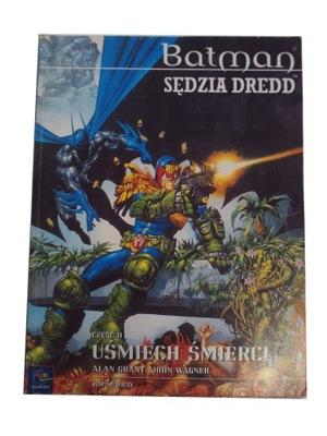 BATMAN SĘDZIA DREDD UŚMIECH ŚMIERCI II 1999 r.