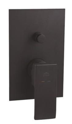Podomietková sprchová batéria PAFFONI ELLE BLACK