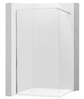 MEXEN KIOTO ŚCIANKA PRYSZNICOWA 80x200 szkło 8 mm