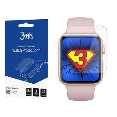 Folia do Apple Watch 3 38mm 3mk Watch Protection