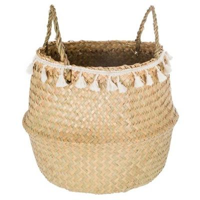 Корзина корзина плетеные ?? морской травы ЭТНО