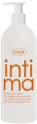 Ziaja płyn kremowy Intima z kwasem askorbinowym