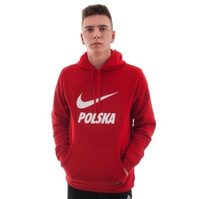 Nike Bluza Polska NSW Hoodie Core (891719 608) Gdynia