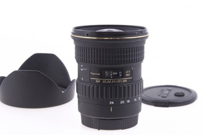 Tokina AT-X 12-24mm F4 PRO DX Canon