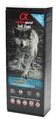 ALPHA Spirit WILD FISH iba 9 kg