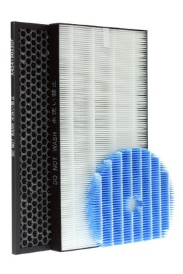 Zestaw filtrów do SHARP UA-HG50E-L i UA-HG40E-L