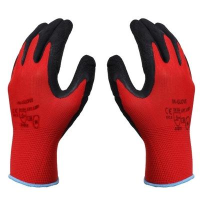 перчатки рабочие перчатки ПОРИСТЫЕ LATEX разм. 9