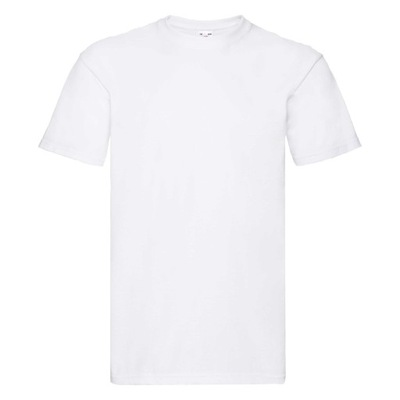 Koszulka Męska Super Premium 2XL Biały