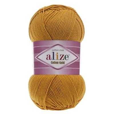 пряжа Alize Cotton Gold 02 - сафлор