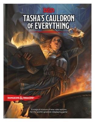 Tasha s Cauldron of Everything (D&d Rules