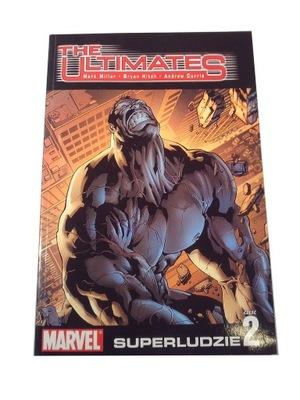 THE ULTIMATES SUPERLUDZIE tom 2 2004 r.