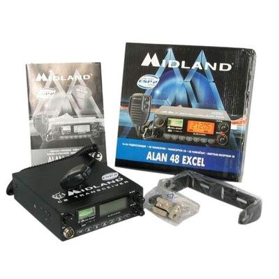 CB RADIO MIDLAND C580.03