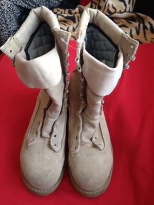 ORYGINALNE buty wojskowe U.S. ARMY roz.9