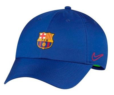 Czapka z daszkiem Nike FC Barcelona Heritage86