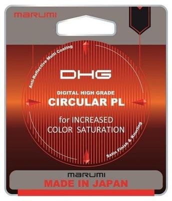 Filtr polar kołowy Marumi DHG Circular PL 46 mm