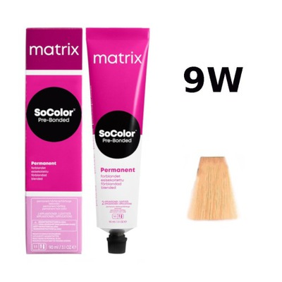 Matrix Socolor Pre-bonded farba 9W