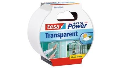 TESA Wodoodporna taśma klejąca ExtraPower 10mx50mm