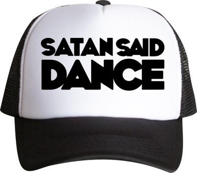 Satan Said Dance, czapka z daszkiem trucker
