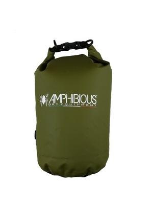 Amphibious Torba wodoodporna Worek Tube 10L Green