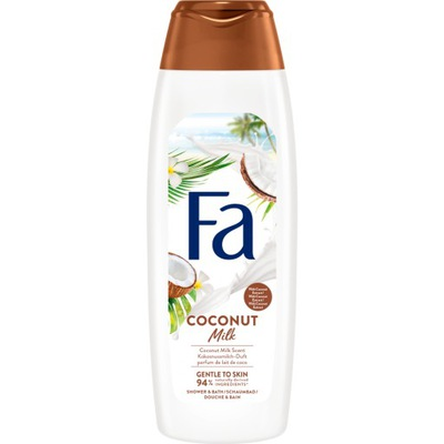 Fa Coconut Milk kokosowy żel pod prysznic 750 ml