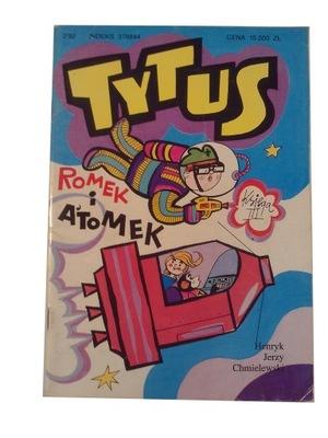TYTUS księga III 1992 r.