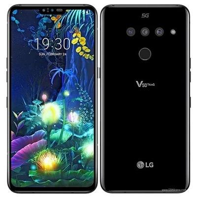 Lg V50 Thinq 5g Lmv500em Single Sim Black 9534275871 Oficjalne Archiwum Allegro