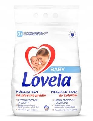 LOVELA Baby Proszek Hipoalergiczny do Koloru (41p)