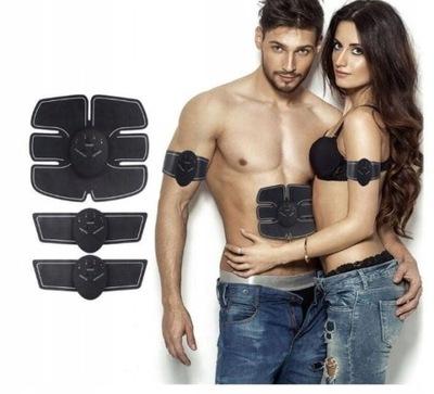 ELEKTROSTYMULATOR svalový stimulátor 3 Ks set