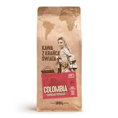 Kawa Z Krańca Świata Martyna COLOMBIA 100% Arabika