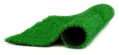 Miękka Sztuczna Trawa Taras Balkon zielona 4m soft